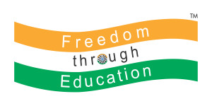 Freedom Through Education Logo  300 dpi