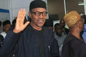 Президент нигерии